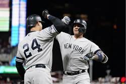 MLB》洋基橫掃雙城 晉級美聯冠軍戰