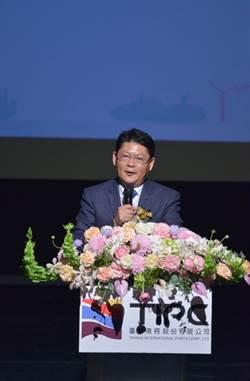 港務公司董事會通過 黃玉霖代理董座