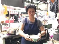 台中市第5市場四神湯  30年老味道