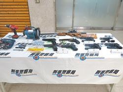 槍砲條例修正 未納沒殺傷力玩具槍