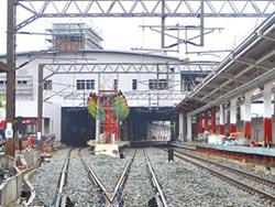 桃園鐵路臨時軌 明年開工