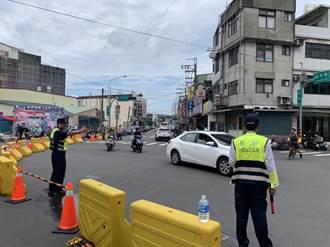 國慶連假玩龍潭 警察幫你想好怎麼走最不塞