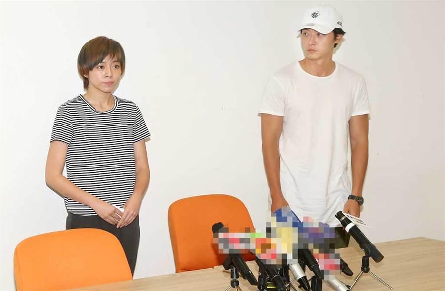 律師呂怡貞看馬俊麟、王瞳記者會,認為根本是「此地無銀三百兩」。(中時資料照片)