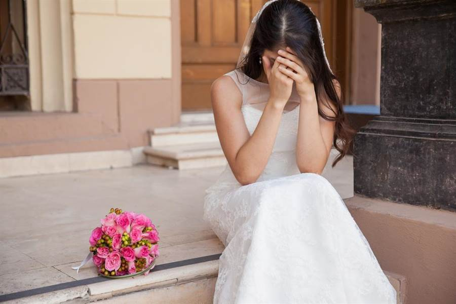 邀前任來婚禮 揭黑暗史夫怒趕走妻(示意圖/達志影像)