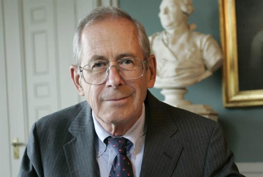 現年84歲的普林斯頓大學教授皮伯斯,以基礎宇宙學的貢獻,得到今年的諾貝爾物理學獎。(圖/普林斯頓大學)