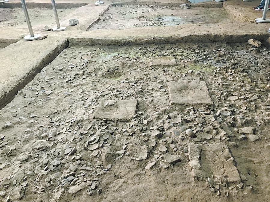 平潭國際南島語族考古研究基地是海峽兩岸史前考古調查的重點。(周麗川攝)