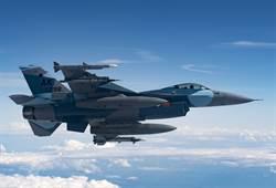 美F-16德國墜毀 駕駛驚險逃生