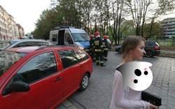 罪魁禍首? 車禍現場驚見神秘巨型「車頭燈」