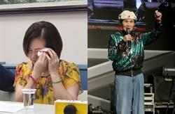 文夏疑遭餵毒 小25歲妻文香不捨落淚:還不敢告訴他