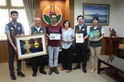 保存紙湖文化產業、奪攝影界奧斯卡 徐耀昌分別表揚:苗栗、台灣之光