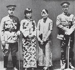 跨世紀第一夫人──蔣宋風雲夫妻檔 牡丹襯綠葉(九)