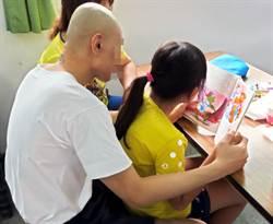 屏東監獄辦家庭活動 孩子畫畫讓收容人落淚