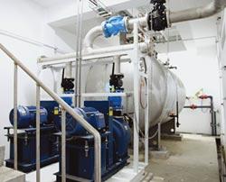 揚程管機引進 美國真空污水下水道系統技術