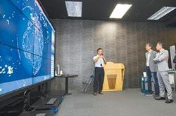林智堅參訪國網中心 盼深度合作