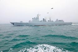 中日回溫 兩國實現艦艇互訪
