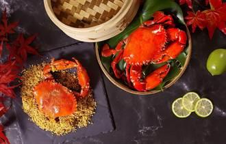 觀光飯店「蟹蟹光臨」 雙十連假嘗鮮衝一波