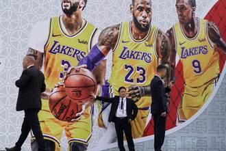 陸曾3度政治性停播NBA 這次結局會有不同?