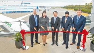 長榮擴大航點 第4架波音787-10交機