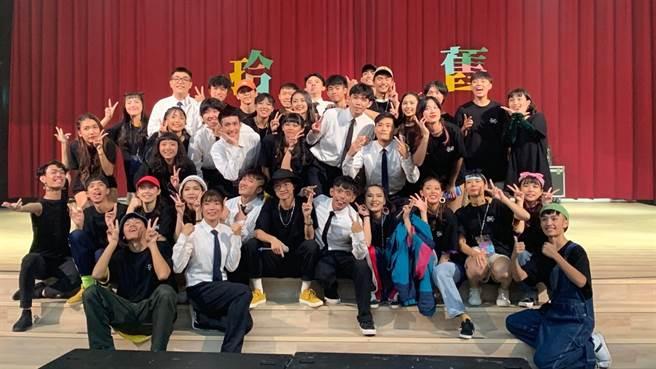 國立臺北科技大學熱舞社於日前(8日)晚上舉辦第19屆期初舞展。(林品君攝)