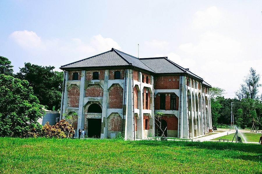 台南山上花園水道博物館將於10月10日開幕。