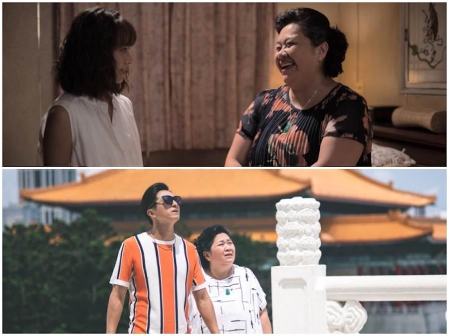 鍾欣凌奪下金鐘迷你視后後,演出《我的婆婆》當王少偉媽。(圖/公視提供)