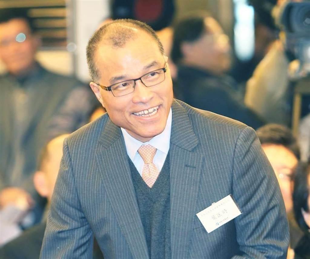 高雄市副市長、前交通部長葉匡時。(圖/本報資料照)