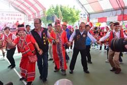 苗縣原民聯合豐年祭登場  祈福大會舞氣氛嗨翻