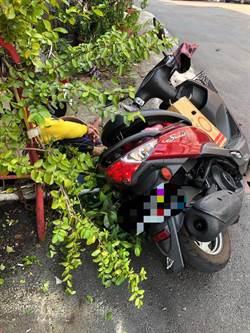 騎車買菜少了這動作 機車遭竊