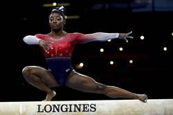 體操女王是她 世錦賽21面獎牌史上最多