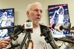 NBA馬刺教頭力挺肖華 陸網民批「馬刺也涼了」
