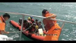 宜蘭東澳海域險些傳憾事  23名遊客驚險獲救
