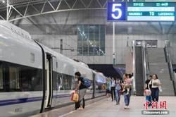 大陸鐵路11日起實施新列車運行圖