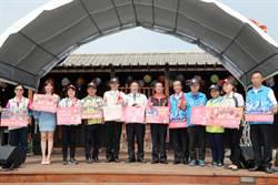 鬥陣來台南六甲迓媽祖 恒安媽祖文化季開跑