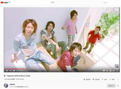 「嵐」狂掃YouTube!昨開頻 今破百萬 日媒為這原因傻眼