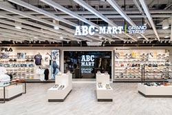 運動品牌店鋪大改裝 日本商品同步販售