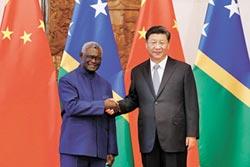 習見索國總理 支持旅遊合作
