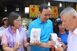 郭推李縉穎對決藍綠 朱:他很多選區都沒提名