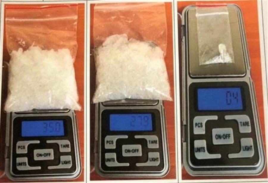 金門警方今年已查獲毒品案94件97人次。(警方提供/李金生金門傳真)