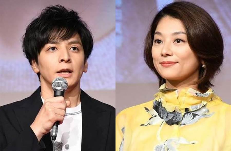生田斗真和小池榮子主演的新戲《我的話很長》將上映。(圖/翻攝自日網)