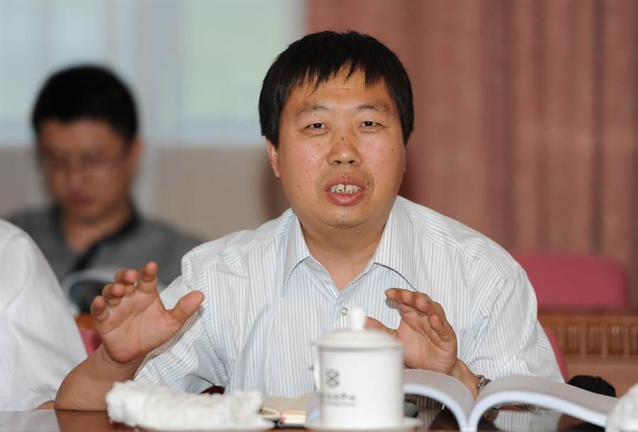 涉台學者、北京聯合大學台研院副院長李振廣直言,蔡英文的雙十談話夠狠,要搞兩岸全面對抗。(圖/李振廣提供)