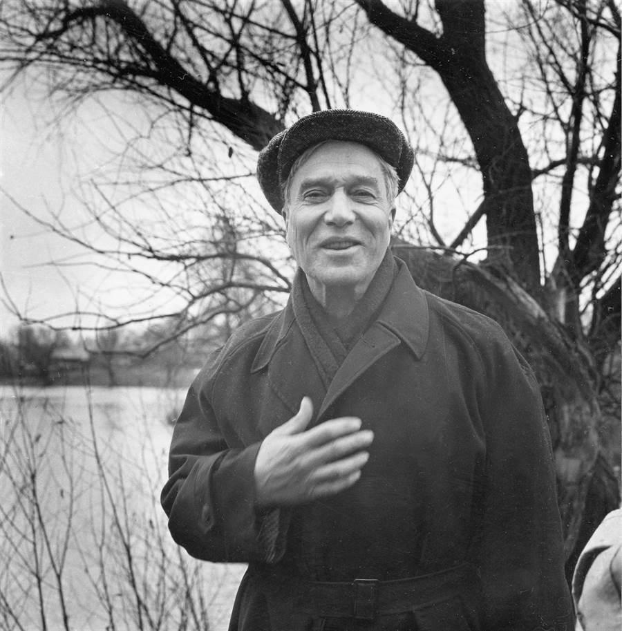 「齊瓦哥醫生」的作者巴斯特納克在1958年得到諾貝爾文學獎,但在蘇聯的壓迫下,只能拒絕。(圖/美聯社)