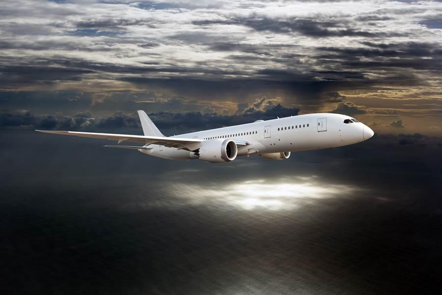 俄羅斯媒體「今日俄羅斯」(RT)引述路透消息報導,俄羅斯國營航空公司俄航,取消價值超過台幣1700億的波音787夢幻客機訂單。(圖摘自shutterstock)