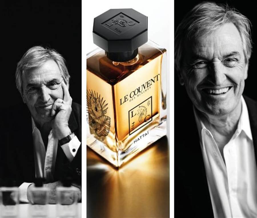 Le Couvent des Minimes洛蔻芳香氛創意總監Jean-Claude Ellena