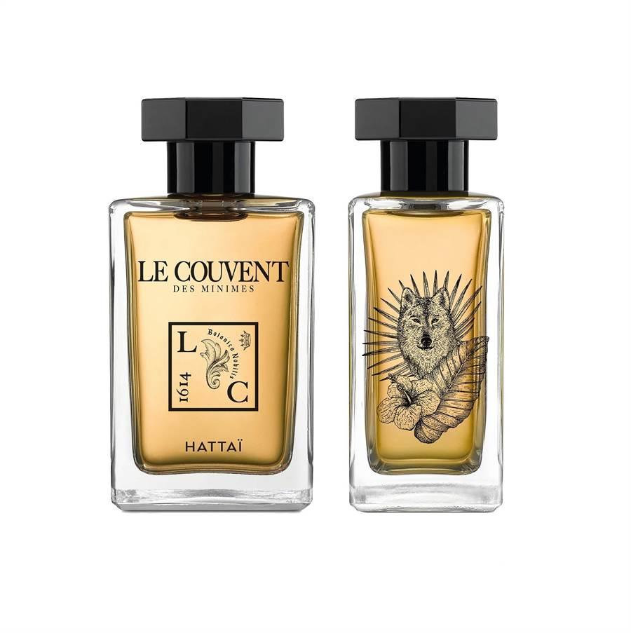 Eaux de Parfum Singulières 珍奇動物系列。(洛蔻芳提供)