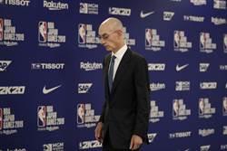 NBA》席爾佛:不可能解雇或處罰莫瑞