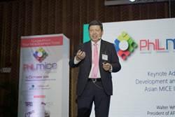 會展產業拚新南向!葉明水於AFECA年會分享台灣新趨勢
