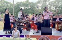 中彰投苗藝術節 為南投茶博會增添藝術氣氛