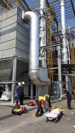 高樓防水作業摔死3工人 吊車司機50萬交保
