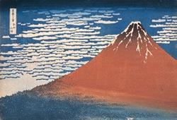 穿越江戶 五大浮世絵師展