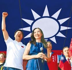 李佳芬吁重新擦亮中华民国招牌